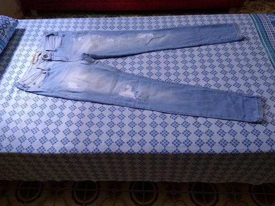 Calça Jeans Feminino Skiny Marca Sommer