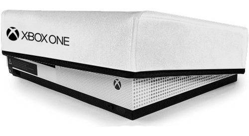 Capa Xbox One S - Branca Impermeável