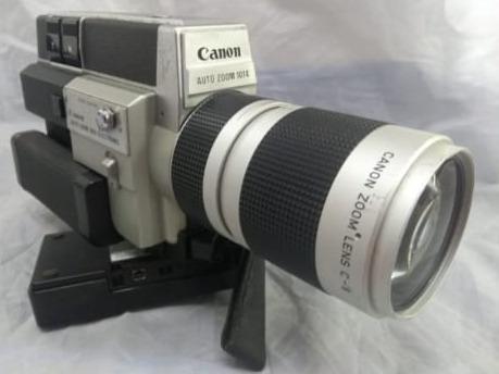 Câmera Canon Modelo Super 8 Relíquia