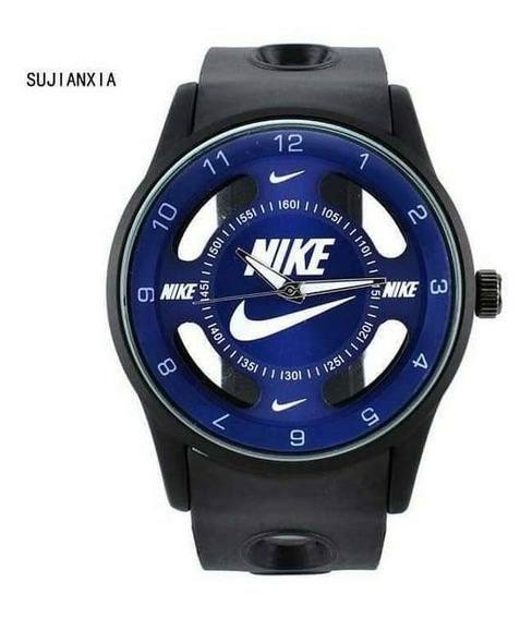 Relógio De Pulso Nike De Quartzo Analógico Original
