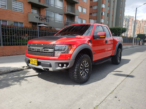 Ford F-150 Raptor 6200cc At Ct Tc 4x4