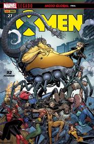 X-men 3 Serie Vol. 27 Panini (2019) Especial