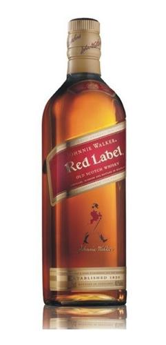 Whisky J. Walker Red 1 Lt