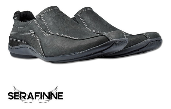 Zapato Vestir Social Cuero Hombre Careva 2073