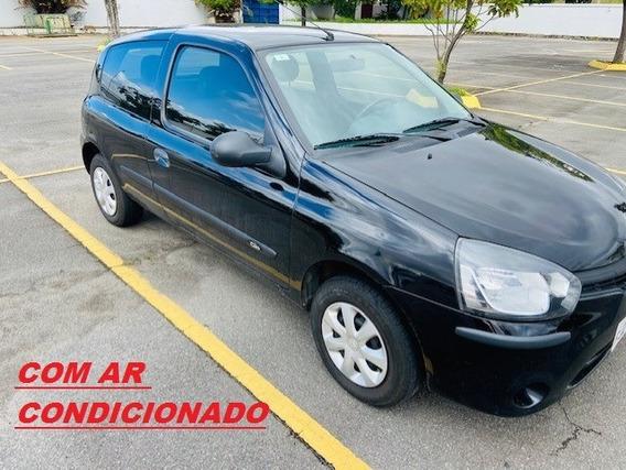 Renault Clio 1.0 16v - 2 Portas - Com Ar Condicionado