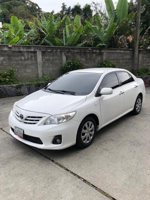 Toyota Corolla Xei 2013 Automatico