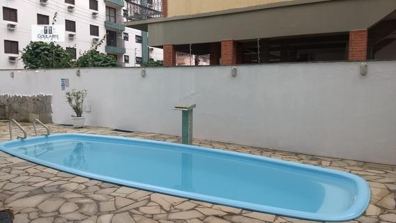 Apartamento A Venda No Bairro Enseada Em Guarujá - Sp. - 2637-1