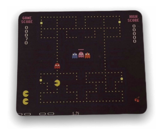 Mousepad Pac-man Personalizable