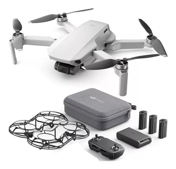 Drone Dji Mavic Mini Fly More Combo - Pronta Entrega + Nf