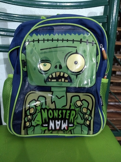 Mochila Jardin Monster Man Lsyd