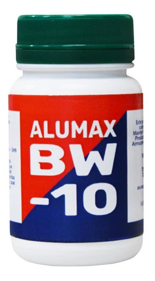 Fluxo Para Solda Alumínio 50g Alumax - Bw10