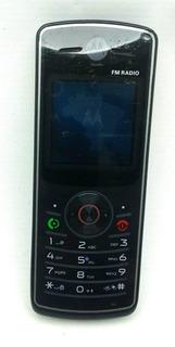 Celular Motorola W180 Raro Em Perfeito Estado Usado 1chip
