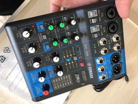 Mesa Yamaha Mg06x Seminova Ótimo Estado
