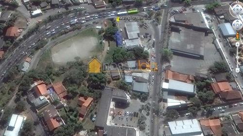 Terreno Comercial À Venda, São Francisco, Niterói. - Te0060