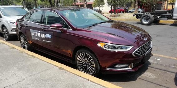 Ford Fusion Se Lux Plus 2017