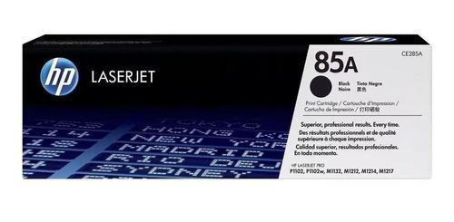 Toner P1102w - Negro - 85a (ce285a) Hp