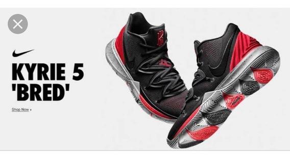 Tenis Nike Jordan-kyrie Irving 5 Envío Gratis