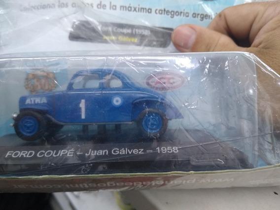 Los Mejores Autos De Tc Nro 2 Ford Coupé Juan Gálvez 1958
