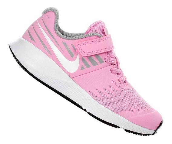 Tênis Nike Star Runner Menina Infantil Rosa 921442602