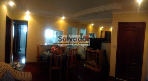 Apartamento Reformado Na Vila Das Mercês Es  -  São Paulo - 8171