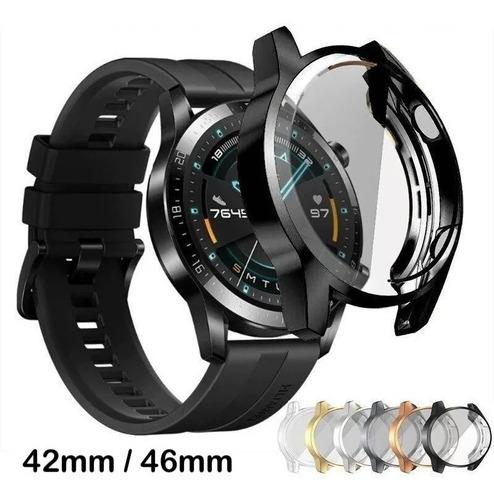 Carcasa Protectora Huawei Watch Gt2 Protector Pantalla Mica