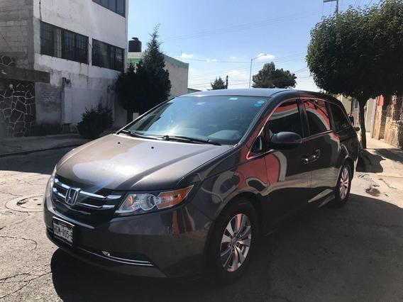 Honda Odyssey 3.5 Ex V6 At 2015