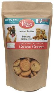 Petzos 100% All Natural Gourmet Grain Free Dog Treats | Hypo