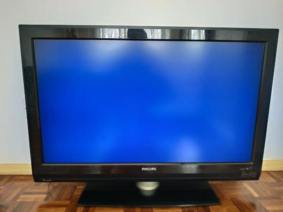 Tv 42 Polegadas Philips Perfeito Estado, Pouquíssimas Vezes Usada, Somente Retirada Em Mãos, Não Envio