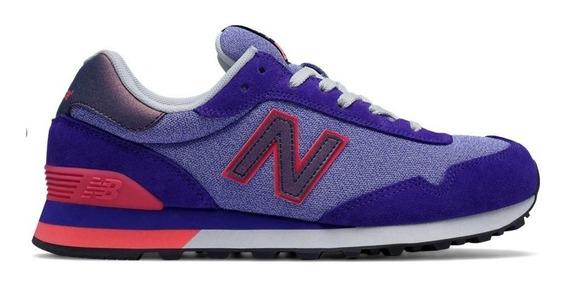 Zapatillas New Balance 515 Dama - Violeta