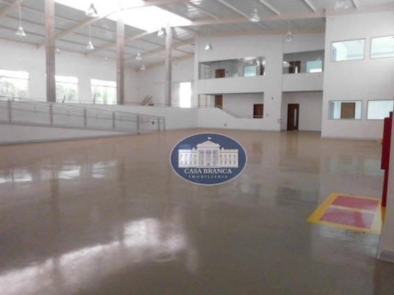 Barracão Para Alugar, 980 M² Por R$ 25.000/mês - Umuarama - Araçatuba/sp - Ba0066