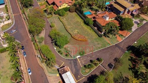 Terreno À Venda, 1266 M² Por R$ 850.000,00 - Bonfim Paulista - Ribeirão Preto/sp - Te1381
