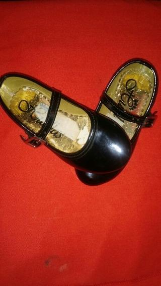 Zapatos Patentes Para Niñas Usados