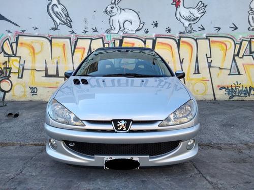 Vendo Peugeot 206 Xt Premium 2007 Segundo Dueño Inmaculado