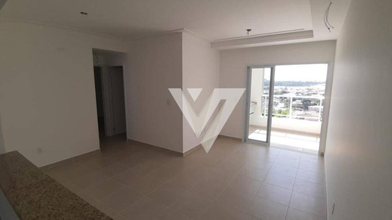 Apartamento À Venda - Condomínio Residencial La Vista Moncayo - Sorocaba/sp - Ap1844