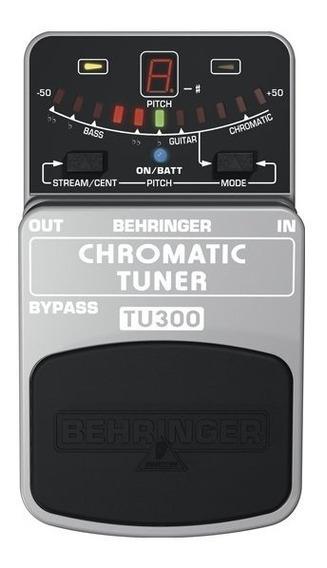 Pedal Finador Cromático Behringer Tu300
