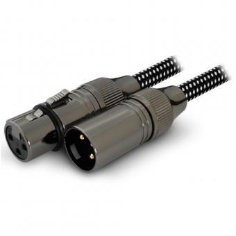Cable De Audio Profesional (canon Macho A Canon Hembra)
