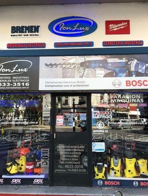 Servicio Técnico Herramientas Bosch Milwaukee Skil Dremel