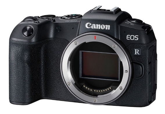 Camara Canon Eos Rp Cuerpo