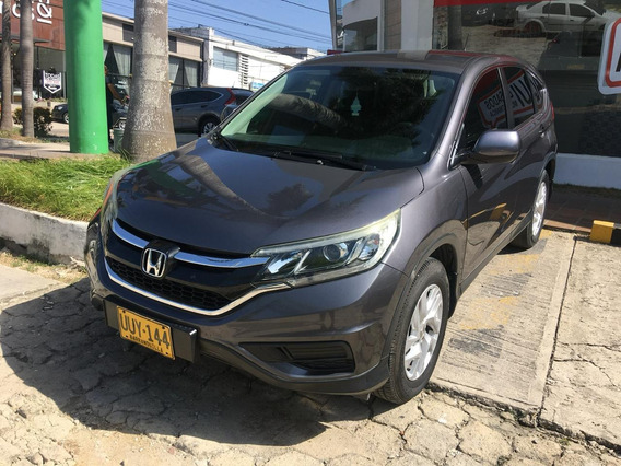 Honda Cr-v City Plus 2015 De Oportunidad
