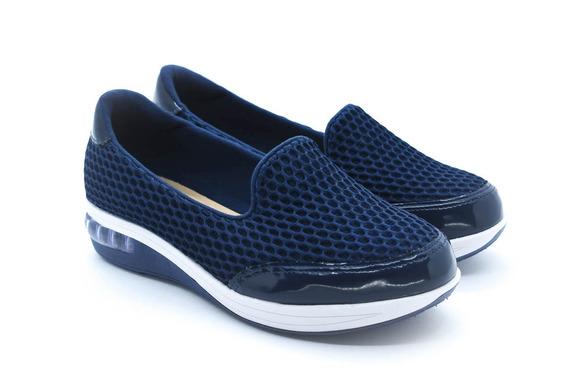 Sapato Modare 7320.101 Marinho/marinho