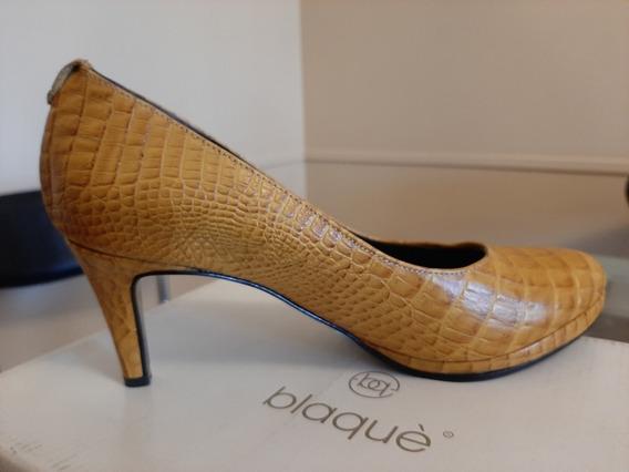 Zapatos Nuevos Blaque Talle 40