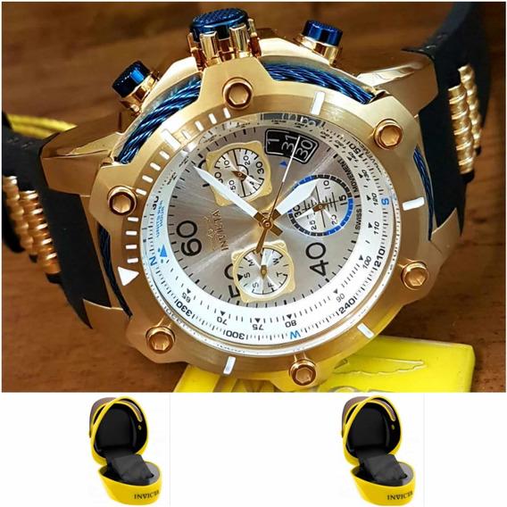 Relógio Invicta Bolt B25872 Suíço Original Caixa.
