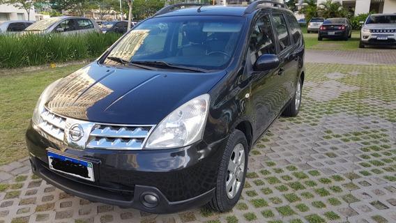 Nissan Grand Livina 1.8 Flex Automático