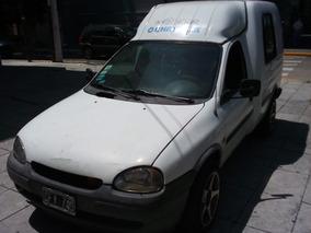 Chevrolet Combo Furgon Con Direcc.diesel..