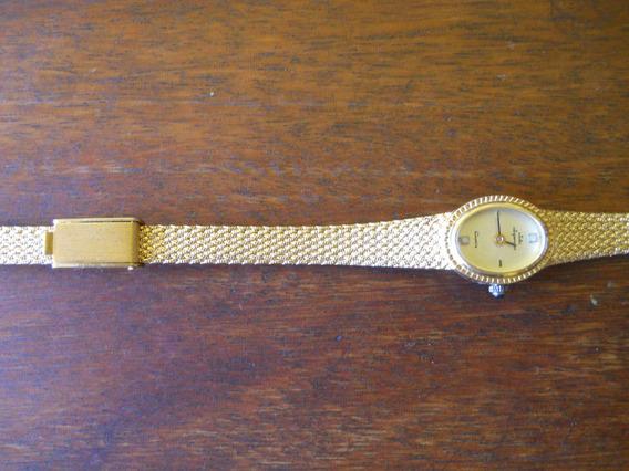 Lindo Relógio Suiço Clássico Jules Jurgensen Feminino