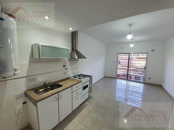 Alquiler Departamento Monoambiente (a Estrenar)- Lomas Del Mirador