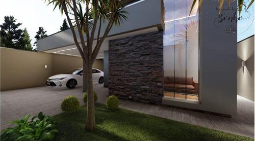 Casa Em Residencial Do Bosque, Mogi Mirim/sp De 674m² 2 Quartos À Venda Por R$ 340.000,00 - Ca718420