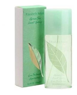 Perfume Green Tea De Elizabeth Arden 100 Ml Edp Original