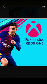 Coins Xbox One Fifa 19 ( 200mil ) Cubro Os 5%