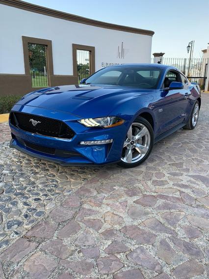 Mustang Gt 5.0 Nuevo
